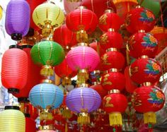 You can also consider using traditional Chinese Paper lanterns in decorating for Chinese New Year