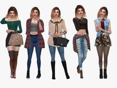 Sims 4 Cc Socks - ExtraVital Fasion