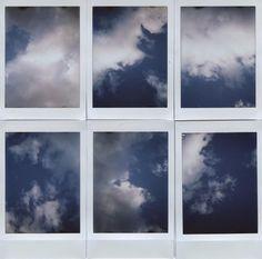 connect the clouds. Photo Polaroid, Polaroid Pictures, Polaroid Ideas, Gerard Richter, Amsterdam, Sailor Moon, Fuji Instax, Polaroid Instax, Fujifilm Instax