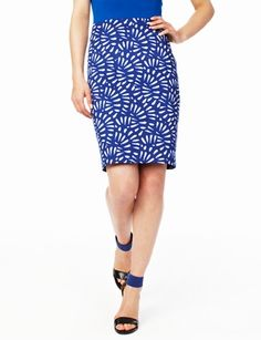 The Limited - Classic Pencil Skirt: $29.99....So pretty and at a great price!