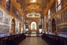 Capela Dourada, Recife, Pernambuco, Brasil.