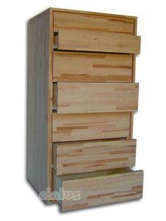 Cassettiera moderna / in legno / non specificato  SETTIMINO Cinius