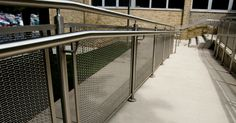 Archimesh Image - Courtesy of Wagner Companies - Railing Products & Services - http://www.wagnercompanies.com/