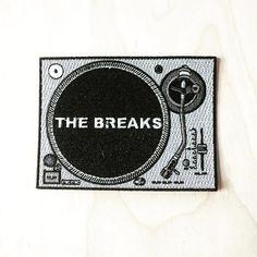 #Technics1200 Embroidered patch available now at thesearethebreaksco.bigcartel.com (click the link in our bio)  #Technics #1200 #1200s #Turntable #Records #Beatmaker #Beatmaking #Producer #turntablism #scratch #vinyl #vinyljunkie #vinylcollection #vinyligclub #instavinyl  #patches #patchgame #technicsturntables #SL1200 by thesearethebreaksco http://ift.tt/1HNGVsC