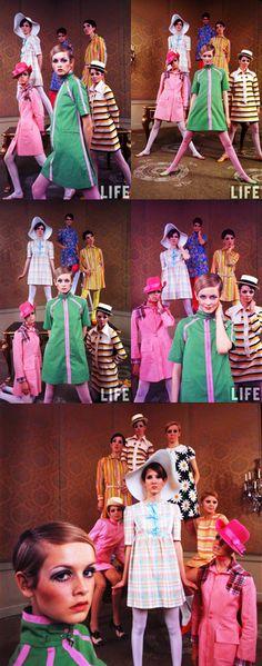 Twiggy Love, #fashion, #mod