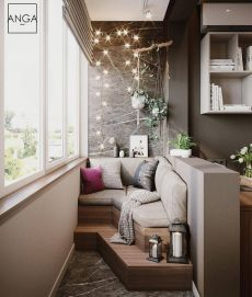These 4 Living Room Trends for 2019 – Modells. Home Office Design, Home Office Decor, Home Design, Tiny Living Rooms, Living Room Trends, Interior Modern, Home Interior, Interior Design, Apartment Balcony Decorating
