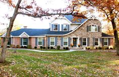 Ranch Home Remodel Exterior Design Ideas, Pictures, Remodel and Decor