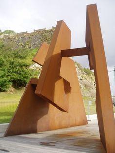 Construcción vacía (1957) Jorge Oteiza