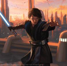 Star Wars: Legion - Anakin Skywalker, Jake Murray