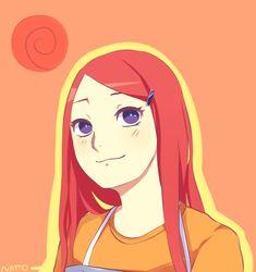 Kushina Uzumaki by nattouh on DeviantArt Naruto Uzumaki, Anime Naruto, Clan Uzumaki, Uzumaki Family, Naruto Comic, Naruto Girls, Anime Girls, Kushina Hot, Minato Kushina