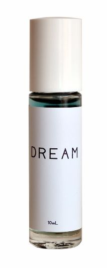 Portland Apothecary, based in Oregon, isn't content to get you to sleep; it wants you to have vivid dreams, too. Its Dream oil is made with mugwort and blue tansy, which give it the soothing color of the sea. It's a roll-on, which makes for easy travel.