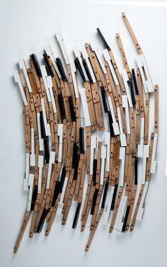 repurposed piano hammers - Google Search