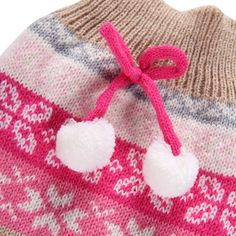 Cute Christmas Pink Dog Sweater (6 sizes). 🐶 Online shopping for Little Dogs Supplies with free worldwide shipping.🐶 Be sure you follow for daily pics & offers! 🐶  . . . #dogs #doggy #dog #doglover #cutedogs #doglovers #puppy #love #frenchie #bulldog #westie #hund #bully #frenchbulldog #pet #animal #chihuahua #labrador Funny Dogs, Cute Dogs, Pink Christmas, Christmas Ornaments, Pink Dog, Westies, Little Dogs, Dog Supplies, Flower Patterns