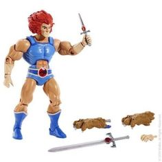 #Mattel #ThunderCats Third-Earth #LionO Official Product Images  http://www.toyhypeusa.com/2016/09/08/mattel-thundercats-third-earth-lion-o-official-product-images/  #Mattycollector