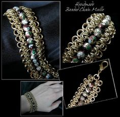Chain Maille Jewelry: Bracelet