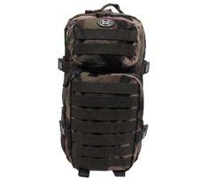 MFH US Rucksack, Assault I, CCE tarn / mehr Infos auf: www.Guntia-Militaria-Shop.de
