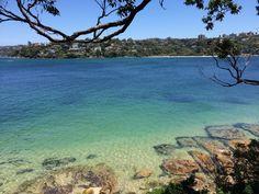 Manly to Spit walk, Sydney, New South Wales, Australië
