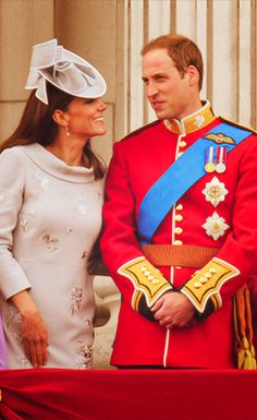 William & Kate..love their exchanges like this!  They seem very happy!  So very glad!