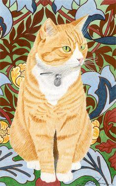 Margaret's Cat ~ Peter Robinson