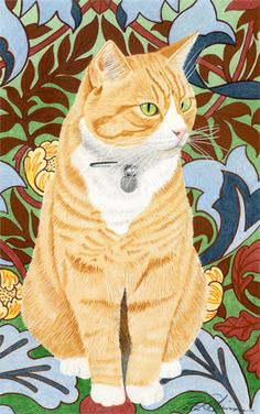 Margaret's Cat ~ Peter Robinson