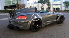 In this amazing video we present a BMW Z4 GT Continuum custom, one of the most beautiful roadster in the world. This wonderful BMW z4 GT Continuum custom has been tuned in a unique way to highlight it`s shark and it`s performances. And don`t forget about the color! It was chosen with great care to [�]