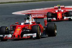 フェラーリ:ダブル表彰台にも危機感 / F1スペインGP  [F1 / Formula 1]