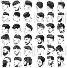 6815 Likes 186 Comments Mens hairstyles inspiration ( on Ins Mens Hairstyles With Beard, Cool Hairstyles For Men, Hair And Beard Styles, Hairstyles Haircuts, Haircuts For Men, Hair Style For Men, Men Hair Cuts, Hairstyle Ideas, Mens Facial