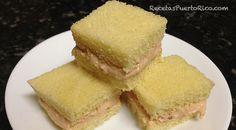 Sandwichitos de Mezcla