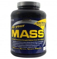Up Your Mass MHP http://www.masterfit.ro/categorii/proteine-masa-musculara/up-your-mass-mhp.html