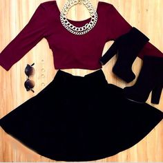 mini skirt for you http://www.pinterest.com/myfashionintere/