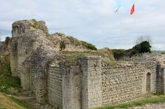 Château d'Ivry-la-Bataille located in Ivry-la-Bataille, Eure, Normandy, France.  Built by Rodulf de Ivry and his wife, Aubrée, about 1000 AD.  They are Mike's 31st great-grandparents.