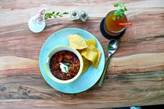 BERLIN BURRITO COMPANY - it´s always time for a homemade chili con carne