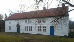 Leikvin, 6770 Nordfjordeid, Norway - Bolig for sorenskriveren i Nordfjord periodevis 1790- 1957. Oppført 1790.