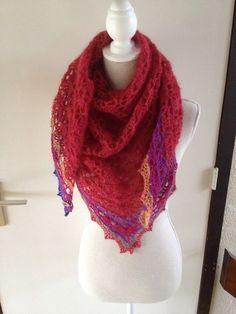 S38 - Elise sjaal