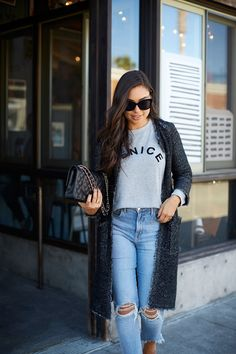 I've been on a major Zara tweed sweater kick as of late if you couldn't already tell! I love their fall fashion.