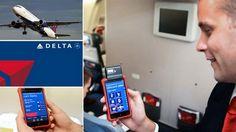 Delta Air Lines equipa a 19.000 asistentes de vuelo con terminales Nokia Lumia 820 con WP 8
