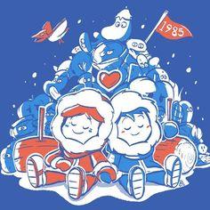 #tbt sabías que #iceclimbers sólo ha tenido un título en 31 años? Bueno hubo un…
