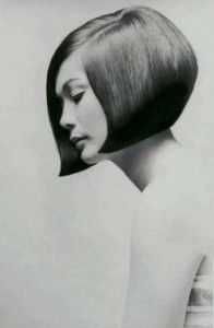Nancy Kwan by Vidal Sassoon