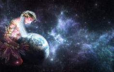 Puede que seamos un punto en el espacio, pero somos el punto más vivo de todos ♥