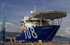 McDermott Announces the Christening of Its Latest Vessel - CSV108.