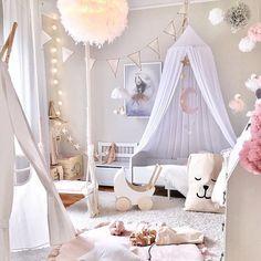 Girl's room nursery