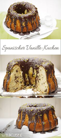 The Spanish Vanilla Cake is a wish cake from my family. Tapas, Spanish Food, Vanilla Cake, Banana Bread, Cupcake Cakes, Buffet, Cheesecake, Cooking Recipes, Pudding