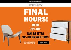 Don't Miss our Anniversary sale! Never Before Discounts on Contemporary European Furniture. At Home Furniture Store, Buy Furniture Online, European Furniture, Anniversary Sale, Sale Items, Shop Now, Furniture Design, How To Apply, Contemporary