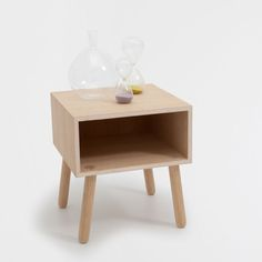 SIDE TABLE WITH COMPARTMENT - Occasional Furniture | Zara Home United States of America