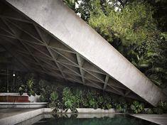 Sheats-Goldstein House by John Lautner