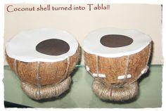 coconut tabla
