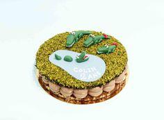 Le lac aux crocodiles, gâteau d'anniversaire signé Chez Bogato