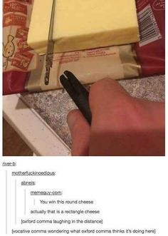 When this cheese cheesed too hard. | 36 Times Tumblr Proved It Was The Funniest Place On The Internet