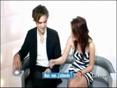 Robsten Vid of the Day~'You Make Me Smile'  ~ Always get a huge smile when these two are together. --Video from libenetSmile