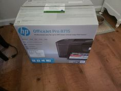 $160.0 Only! ~ HP OfficeJet Pro 8715 All-in-one Printer - Black CLICK HERE! #CheapPrinter, #PrinterScannerCombo, #CheapPrinterLaser, #WirelessPrinterSale, #PrinterScannerSale, #PrinterCopierSale, #UsedPrinter Hp Officejet Pro, Printer Scanner, All In One, Black, Black People